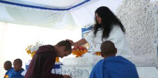 Maitri Guru Blessing